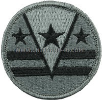 124th army reserve command acu military patch