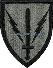 201st military intelligence acu military patch
