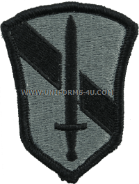 us army 1st field force Patch