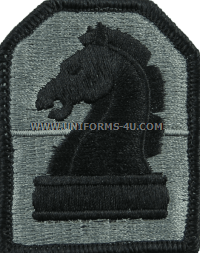 us army 2nd military intelligence command Patch