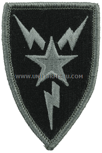 us army 3rd signal brigade Patch