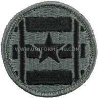 us army 3rd transportation agency Patch