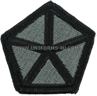 us a rmy 5th corps Patch