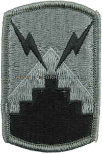 us army 7th signal brigade Patch