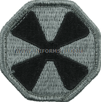 us army 8th army Patch