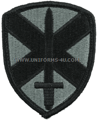 us army 10th personnel command Patch