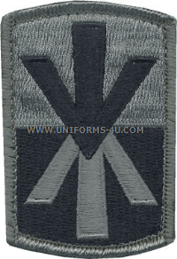 us army 11th air defense artillery Patch