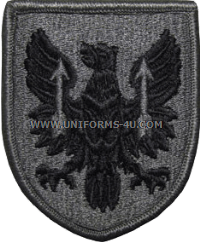 us army 11th aviation brigade Patch