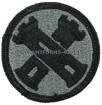 us army 16th engineer brigade Patch
