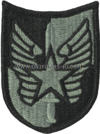 us army 20th aviation brigade Patch