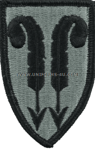 us army 22nd support brigade Patch