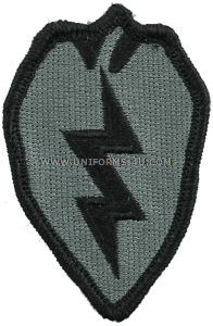 us army 25th infantry division Patch