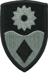 us army 49th military police brigade Patch