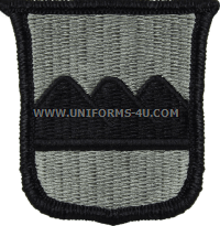 80th infantry division ACU military Patch