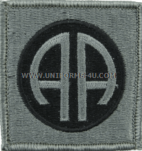 us army 82nd airborne division Patch