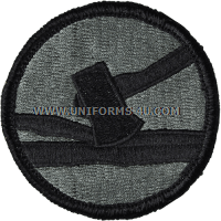 84th infantry division ACU military Patch
