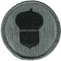 us army 87th infantry division Patch
