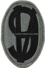 us army 95th infantry division Patch