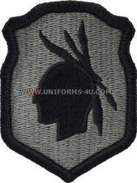 us army 98th army reserve command Patch