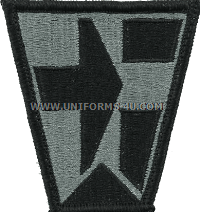 us army 112th medical brigade Patch