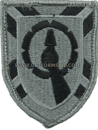 121st army reserve command ACU military Patch
