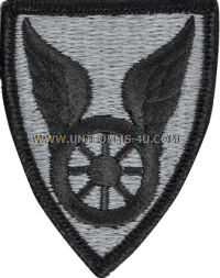 us army 124th transportation command Patch