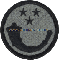 125th army reserve command ACU military Patch