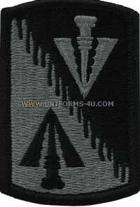 128th aviation  ACU military Patch
