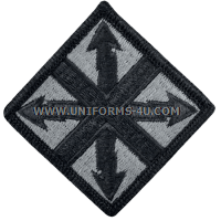 142nd signal brigade ACU military Patch