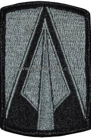 177th armor brigade ACU military Patch