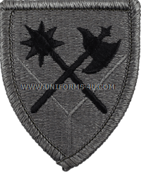 194th armor brigade ACU military Patch