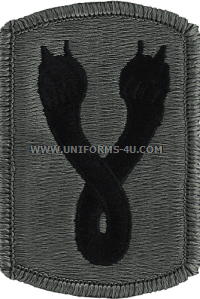 196th infantry brigade ACU military Patch
