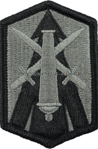 214th field artillery brigade ACU military Patch