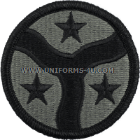 278th armor cavalry ACU military Patch