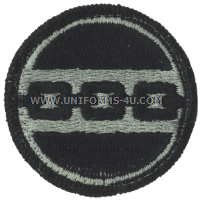 301st support command ACU military Patch