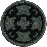 310th support command ACU military Patch