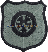 319th transportation brigade ACU military Patch
