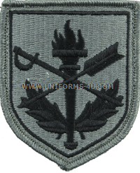 judge advocate general ACU military Patch