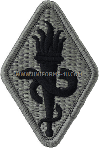 medical school ACU military Patch