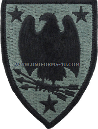 selective service ACU military Patch
