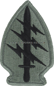 special forces ACU military Patch