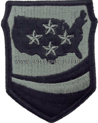 united states joint forces command ACU military Patch
