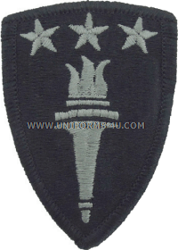 war college ACU military Patch