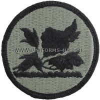 alabama national guard ACU military Patch