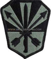 arizona national guard ACU military Patch