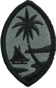 guam national guard ACU military Patch