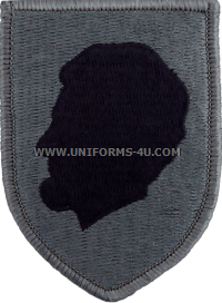 illinois national guard ACU military Patch