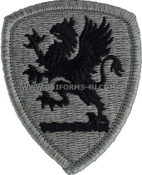 michigan national guard ACU military Patch