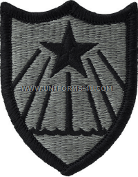 minnesota national guard ACU military Patch