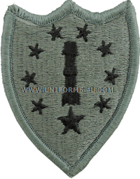 new hampshire national guard ACU military Patch
